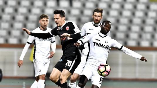 Astra vrea să-i fure lui Dinamo un jucător! Au început negocierile pentru transferul acestuia