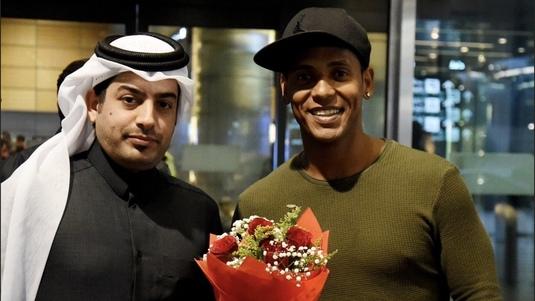 UPDATE. E OFICIAL. Eric, primit cu flori de noua sa echipă. Ce salariu va încasa brazilianul