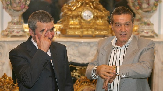"""Becali a pus ţinta pe """"perla"""" lui Hagi: """"Stă şase luni la noi şi apoi merge la Barcelona!"""""""