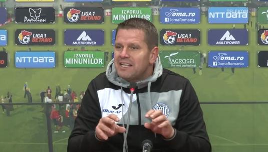 VIDEO | 13 minute de SHOW! Vezi conferinţa memorabilă a lui Stoican după meciul cu CFR Cluj!