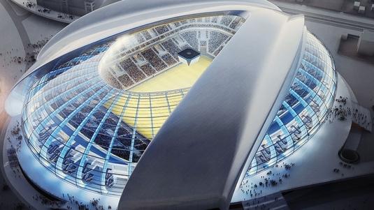 Se construieşte o nouă bijuterie de stadion în România! Va costa 55 de milioane de euro şi am aflat ce echipă va juca pe el
