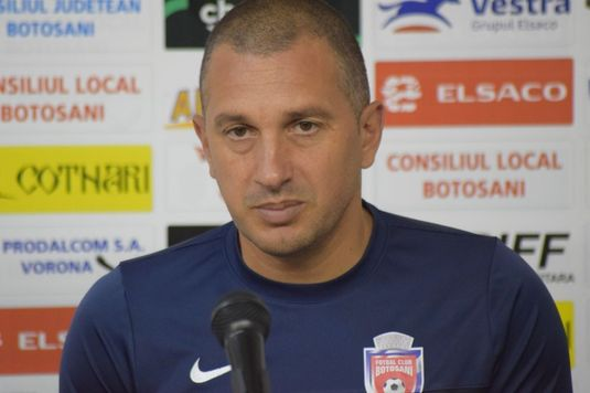 """Costel Enache, după 0-3 cu FCSB: """"Nu înţeleg de ce ni se întâmplă doar nouă astfel de greşeli"""""""