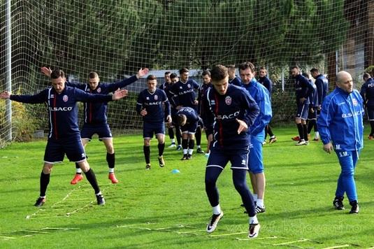 Keşeru, gol pentru Ludogoreţ în amicalul cu FC Botoşani! Bulgarii s-au impus cu 2-0