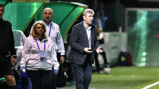 """""""Comisarul"""" Moldovan a explicat cum a bătut-o pe Dinamo: """"Am fost ca nişte furnicuţe"""""""