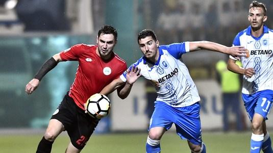 """""""Comisarul"""" Moldovan, declaraţie fair-play după înfrângerea dramatică din meciul cu Craiova: """"S-a făcut dreptate"""""""