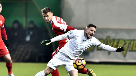 Încă o lovitură dată de CSA Steaua. Echipa Armatei a transferat un mijlocaş de la Concordia Chiajna