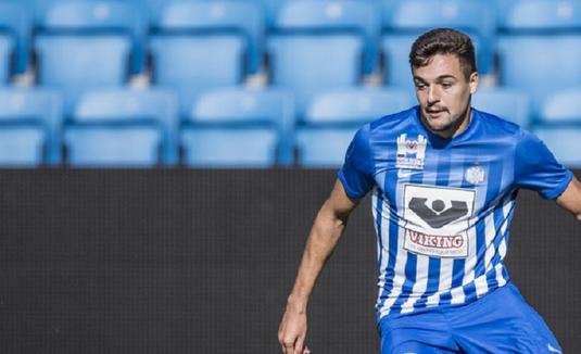 Ce mai face Adrian Petre, atacantul de 19 ani care a dat 28 de goluri pentru UTA şi pe care în vară l-au vrut FCSB şi Dinamo