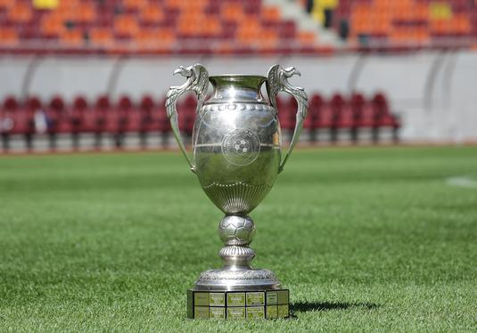 VIDEO | S-au stabilit 16-imile Cupei României. Dueluri uşoare pentru FCSB şi Dinamo