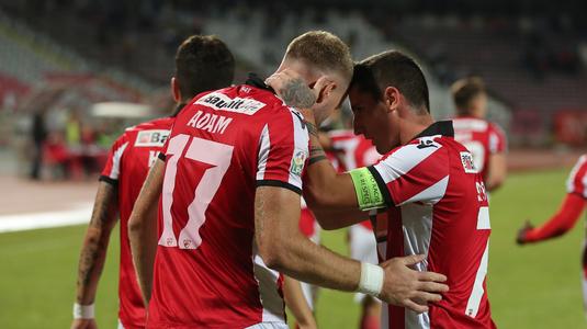 VIDEO | Nemec o salvează pe Dinamo de la o remiză ruşinoasă cu Aerostar. Gol în ultimele minute şi calificare în optimi