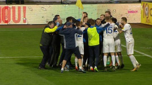 VIDEO | CFR Cluj, OUT din Cupa României! Botoşani s-a calificat în optimi la loviturile de departajare