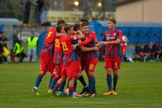 Steaua merge mai departe în Cupa României, dar s-a chinuit cu Progresul