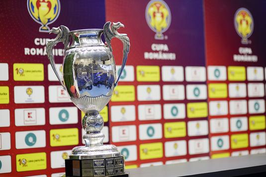 Programul optimilor de finală ale Cupei României. Toate meciurile se văd la Telekom Sport