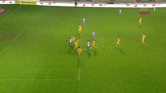 """EXCLUSIV   Cristi Balaj a explicat de ce golul Craiovei de 1-1 a fost regulamentar: """"Nu e offside!"""""""