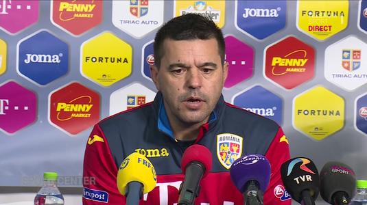 """Contra a dezvăluit motivul pentru care l-a convocat pe Alibec la echipa naţională: """"Asta m-a făcut să mă răzgândesc"""""""