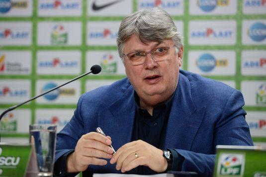 Aşa vrea Gino Iorgulescu să câştige alegerile de la LPF! Schimbarea majoră promisă şefilor din Liga 1