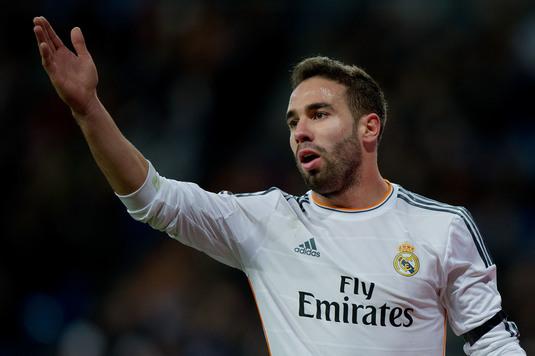 """Carvajal şi-a prelungit înţelegerea cu Real Madrid: """"Clauza e atât de mare încât nimeni nu mă poate cumpăra!"""""""