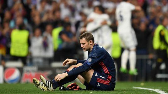Manuel Neuer s-a accidentat din nou! Poate rata toate meciurile din 2017!