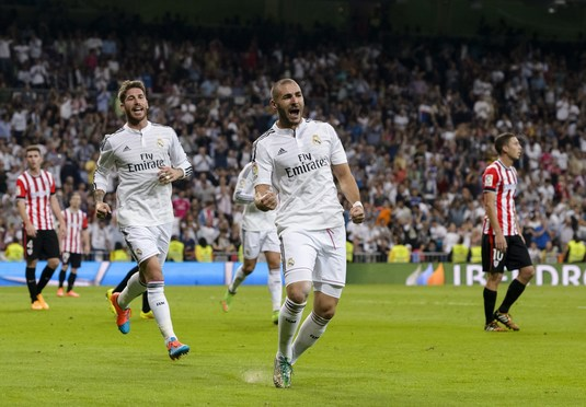 Karim Benzema şi-a prelungit contractul cu Real Madrid până în 2021
