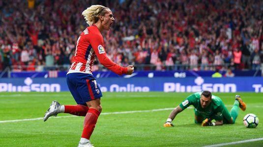 VIDEO | Atletico s-a impus la Bilbao după ce gazdele au ratat un penalty la 0-0!