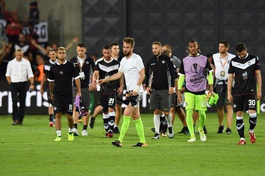 Înfrângere pentru Lugano în campionatul Elveţiei, cu o săptămână înaintea confruntării cu FCSB