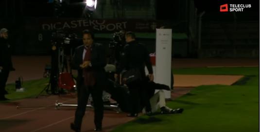 VIDEO | Scandal imens la meciul viitoarei adversare a FCSB din Europa League
