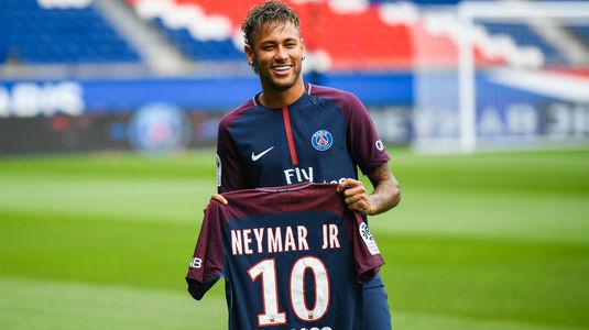 Tocmai acum s-a aflat! Care este salariul exact al lui Neymar la PSG!