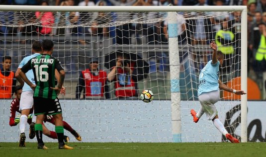 Victorie la scor pentru Ştefan Radu şi Lazio. Adrian Stoian, pasă decisivă în remiza de la Spal