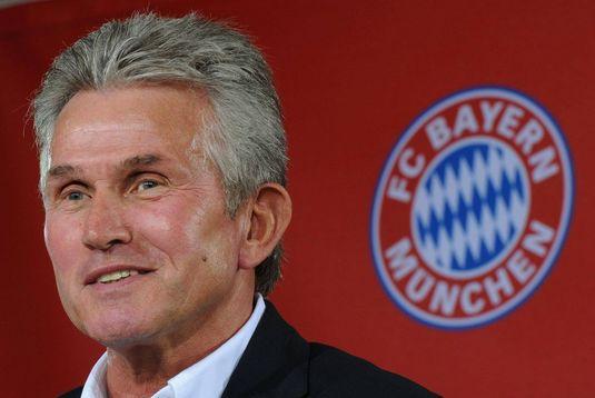 Heynckes a început OFICIAL treaba la Bayern Munchen. VIDEO primul antrenament după revenire