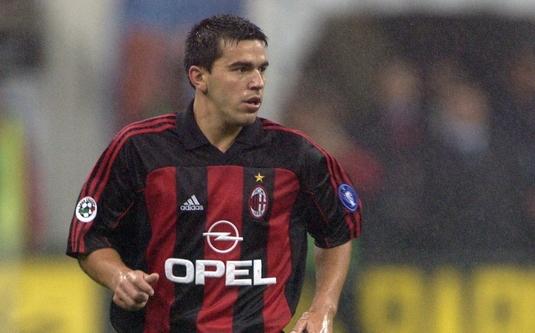 VIDEO | Contra a marcat cel mai frumos gol din istoria derby-urilor AC Milan - Inter