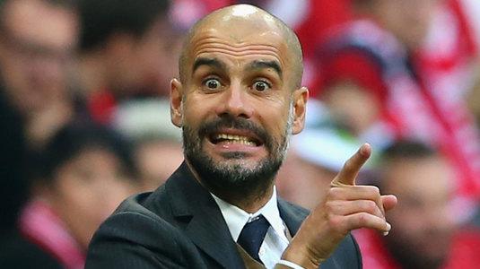 """Pep Guardiola, atacat dur de un adversar: """"Se chinuie să fie un gentleman! E lipsit de respect"""""""