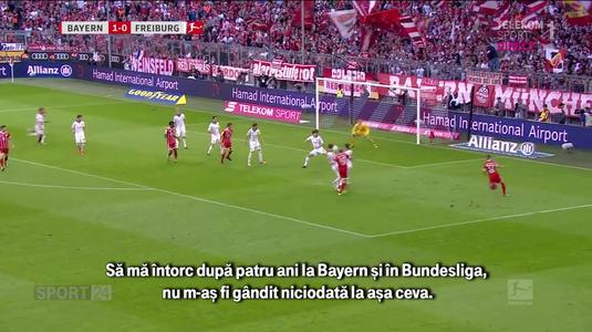 VIDEO | Jupp Heynckes a început revirimentul la Bayern Munchen. Şi-a început mandatul pe banca bavarezilor cu o victorie