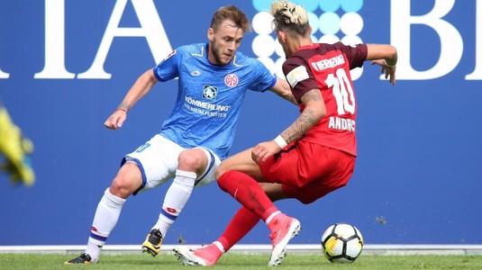 Înfrângere pentru Maxim în Bundesliga: Schalke 04 – Mainz, scor 2-0
