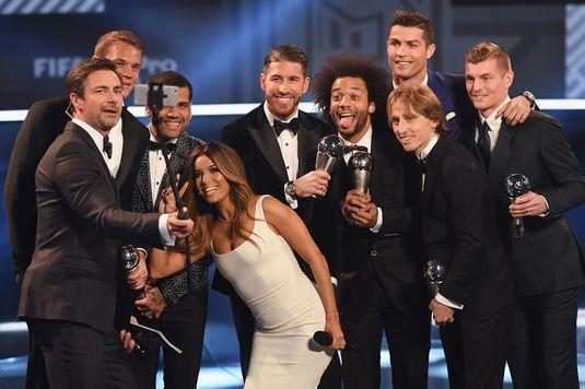 Azi are loc gala The Best FIFA. Cine sunt finaliştii categoriilor de la ediţia din acest an