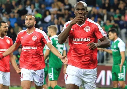 Victorie pentru Hapoel Beer Sheva după confruntarea cu FCSB, scor 2-1 cu Maccabi Tel Aviv