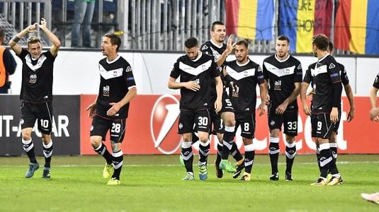 Remiză pentru Lugano în campionatul Elveţiei, scor 1-1, cu FC Thun