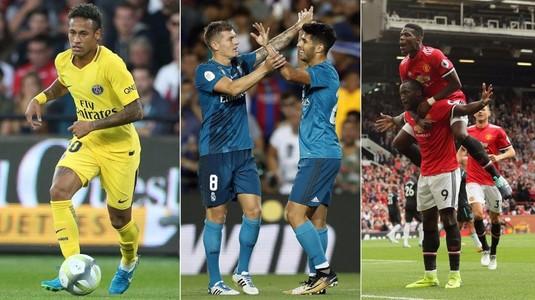 O echipă fără trofeu câştigat de 9 ani e peste Barcelona sau Real Madrid în TOP 10 al celor mai valoroase cluburi. Un club URIAŞ din Europa a fost trecut cu vederea