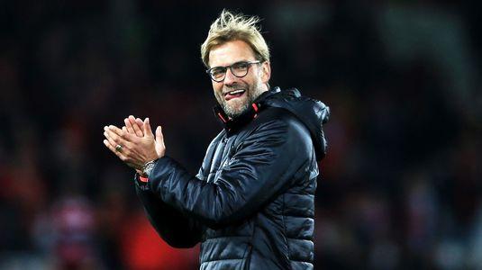 """Jurgen Klopp a dezvăluit care este cel mai bun fotbalist pe care l-a antrenat! """"Era incredibil!"""""""