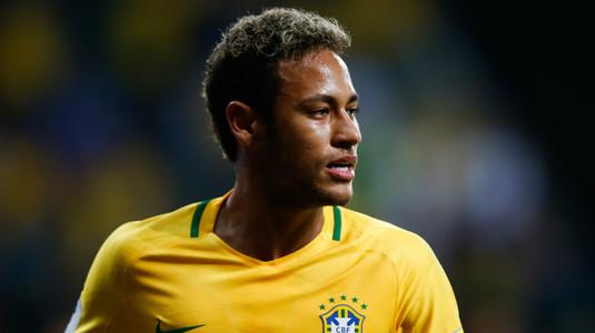 """VIDEO   Anglia şi Brazilia au dat-o la pace pe Wembley! Cum l-a """"retras"""" Neymar pe Livermore cu un dribling fabulos"""