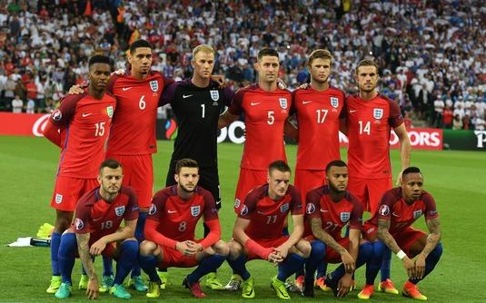 Decizie surprinzătoare a englezilor. Amicale tari în luna martie cu două naţionale care au ratat calfiicarea la Campionatul Mondial din Rusia