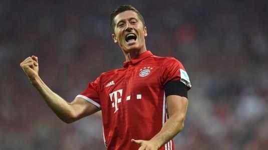 """Nu în fiecare zi vezi aşa ceva. Ce le-a cerut Lewandowski şefilor lui Bayern Munchen: """"Ştiu că e greu să se întâmple asta, dar mi-aş dori tare mult"""""""
