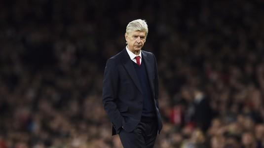 """E momentul aşteptat de toţi fanii lui Arsenal. Wenger: """"Eu nu ţin cu dinţii de scaun"""""""