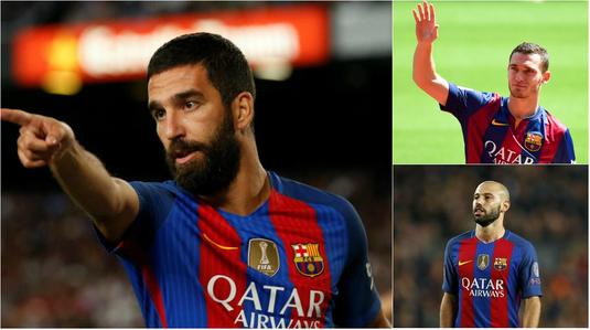 Black Friday în fotbal! Barcelona este pregătită să se despartă de 10 fotbalişti!
