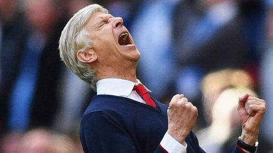 Cumpără de la rivali! Arsene Wenger ţinteşte trei jucători de la Manchester United!