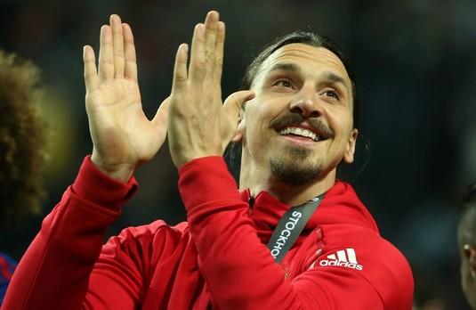 Veste excelentă pentru fanii lui United. Ibrahimovic s-a recuperat şi e în lotul pentru confruntare cu Newcastle!