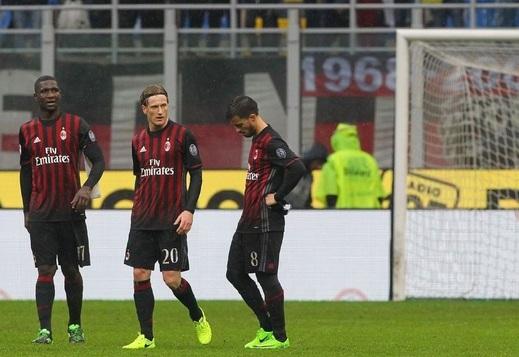 Afară din Europa? UEFA ar putea să o excludă pe AC Milan din cupele europene!