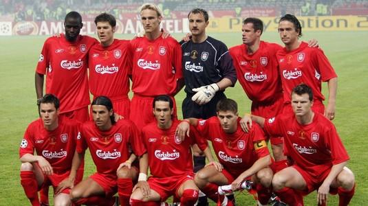 Pe ce echipă din România ai paria? Răspunsul dat de unul din eroii lui Liverpool din finala Champions League din 2005