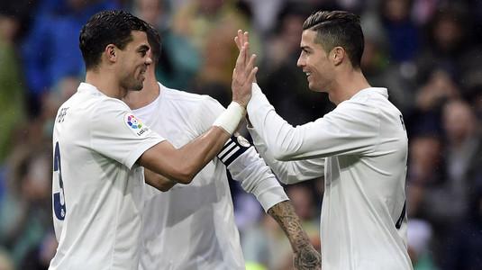 Transfer surpriză pentru Ronaldo? Un fost coleg de la Real Madrid îl cheamă să joace din nou împreună!