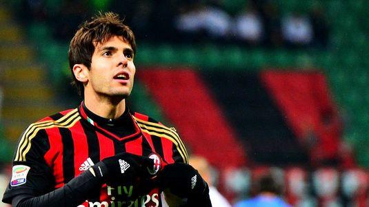"""Kaka a ajuns la AC Milan. Cele două opţiuni pe care i le-au promis şefii """"diavolilor""""!"""