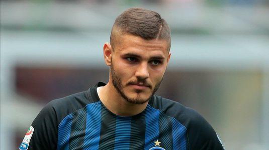 Contract anti-Real! Inter Milano vrea să-l păstreze cu orice preţ pe Icardi!