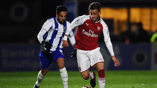 VIDEO | Atenţie, Wenger! SHOW total Vlad Dragomir în derby-ul dintre Arsenal şi West Ham